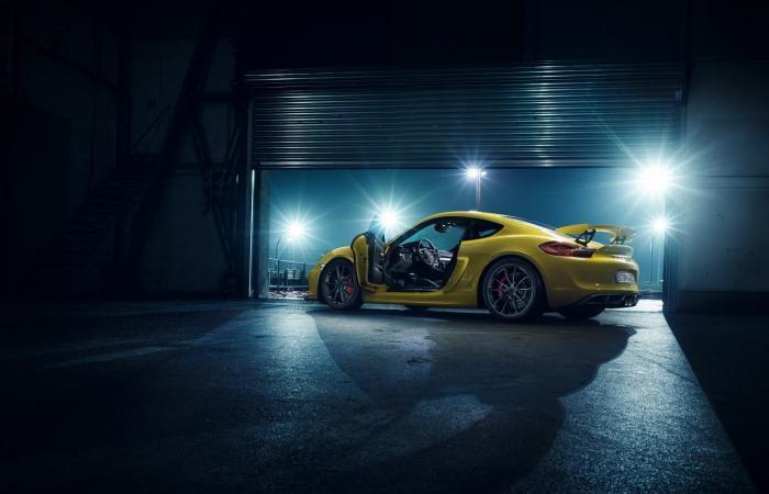 Porsche для мятежных духом
