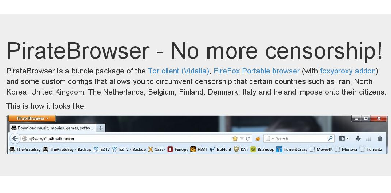 Pirate browser tor гирда русские ip для тор браузера hidra