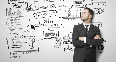 Маркетинг - на фоне этого и держится бизнес