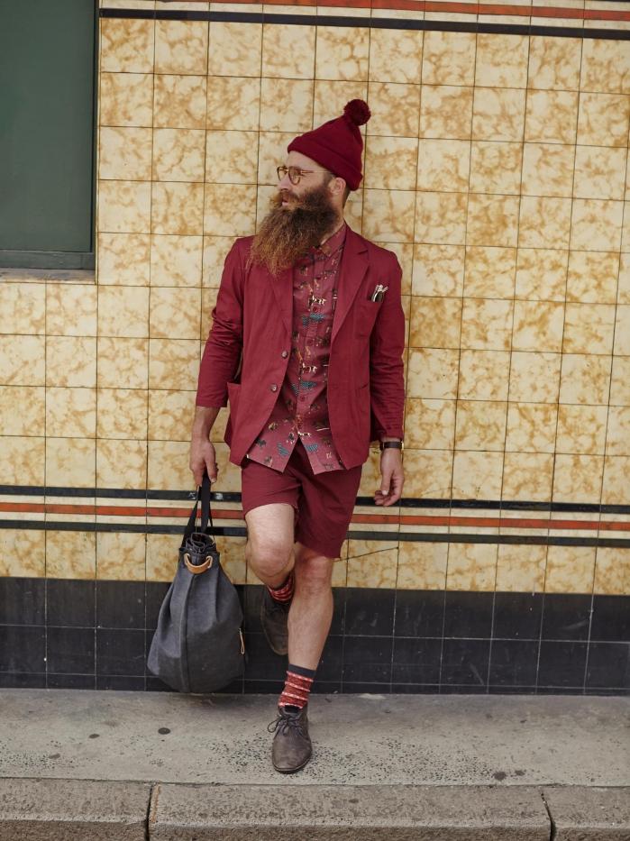 Как и с чем носить ботинки в мужском стиле фото