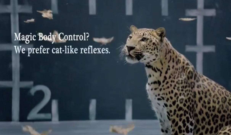 реклама ягуар против мерседеса