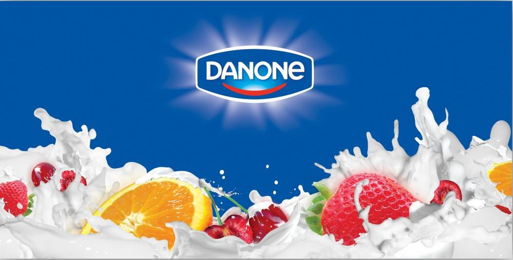 Чистая прибыль Danone в первом полугодии выросла на 12,2% — до €1,05 млрд
