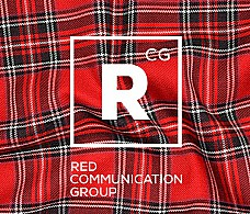 Визитка: RED COMMUNICATION GROUP