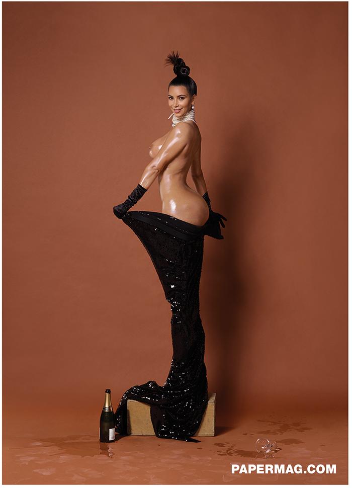 Ким кардашьян скандальное фото