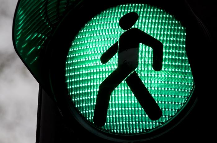 В Мурманске за сутки не переходах сбили троих пешеходов