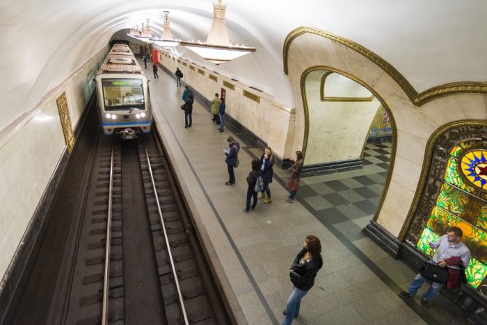 Первый туалет вмосковском метро появится наплатформе станции «Проспект ми ...
