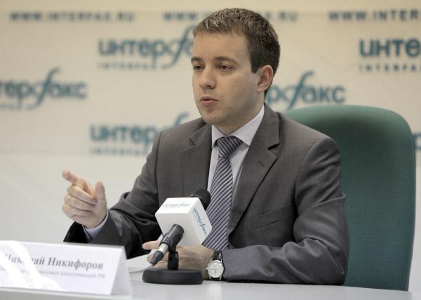 Николай Никифоровю