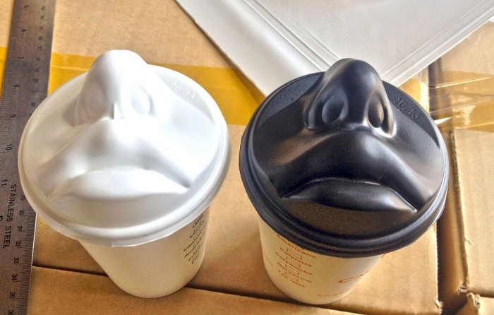 Маркетинг кофе с мороженным - e