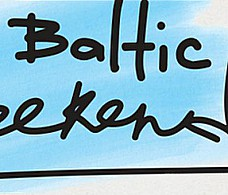 Опубликована программа Baltic Weekend 2015