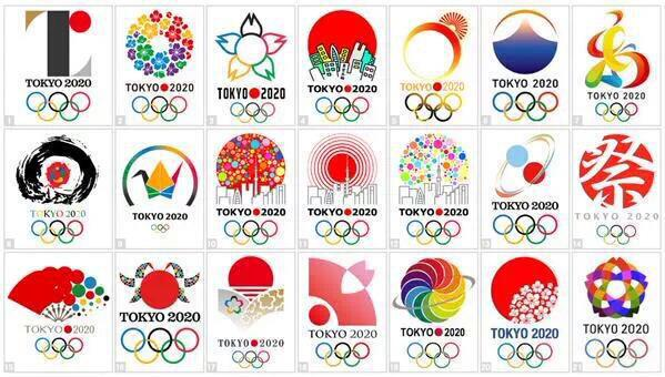 Олимпиаде в Токио предложили новые эмблемы
