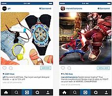 Instagram запустил видеорекламу