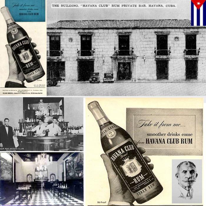 Как Куба поссорила Bacardi и Pernod Ricard