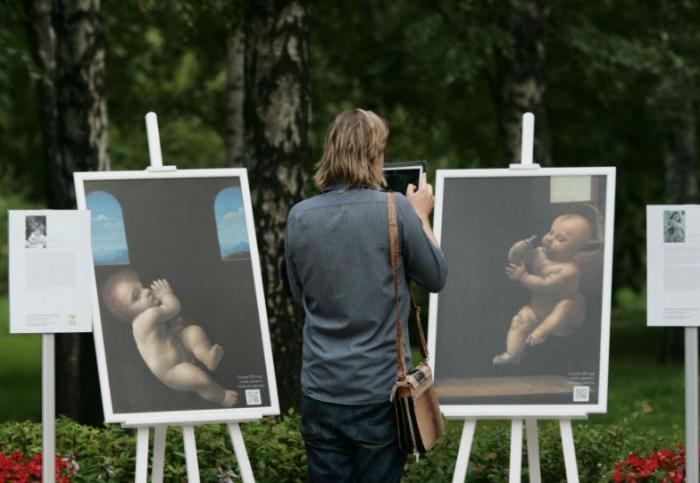 Социалка дня: Шедевры живописи лишились мам