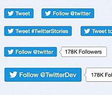 Twitter изменит дизайн кнопок