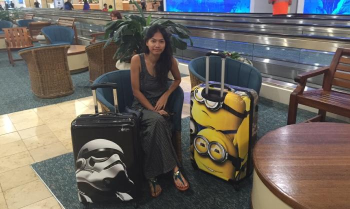 Бренды разместят рекламу на чемоданах