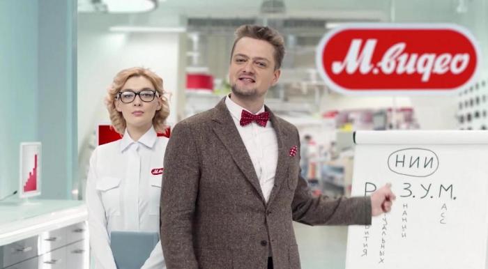 Как Пушной помог М.Видео с продажами