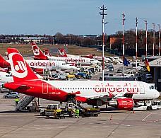 Air Berlin отменяет полеты в Россию