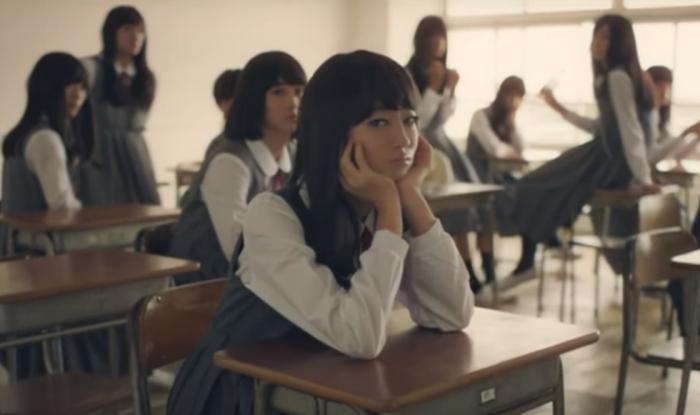 японские школьники оргия