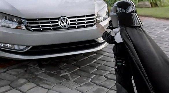 Назло дизельгейту: Лучшая реклама Volkswagen