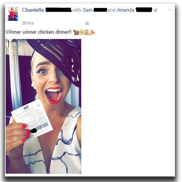Девушка лишилась выигрыша из-за любви к соцсетям