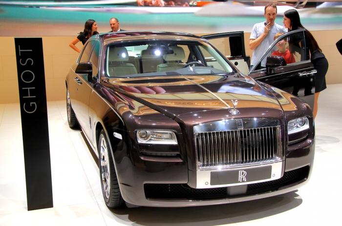 Британские luxury-авто вновь посмеялись над конкурентами