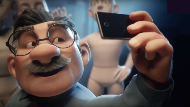 Агентство Leo Burnett Madrid выпустило красивый анимационный ролик для наци