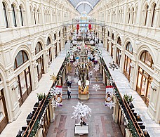 Теракты отпугнули посетителей от торговых центров