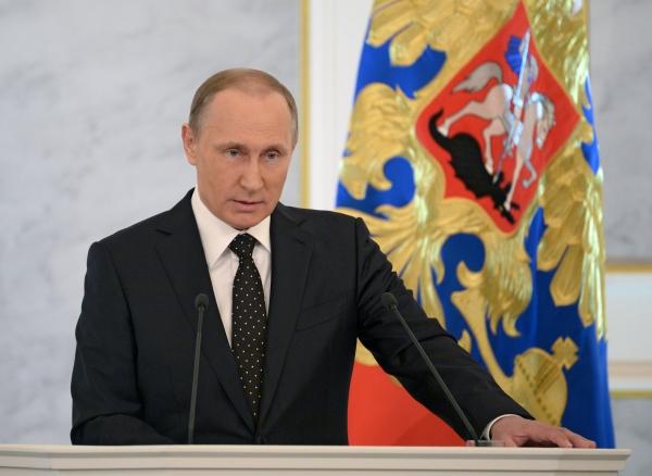 Воинство миролюбия: о чем сегодня говорил Владимир Путин