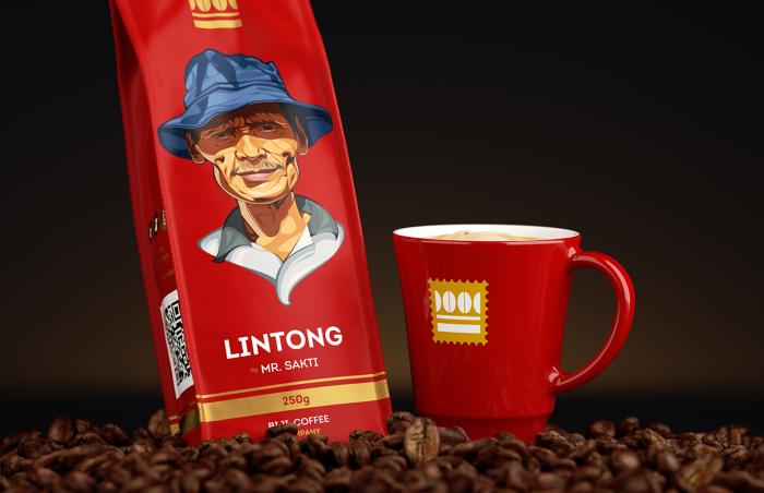 Бренд дня: кофейная компания Biji Coffee