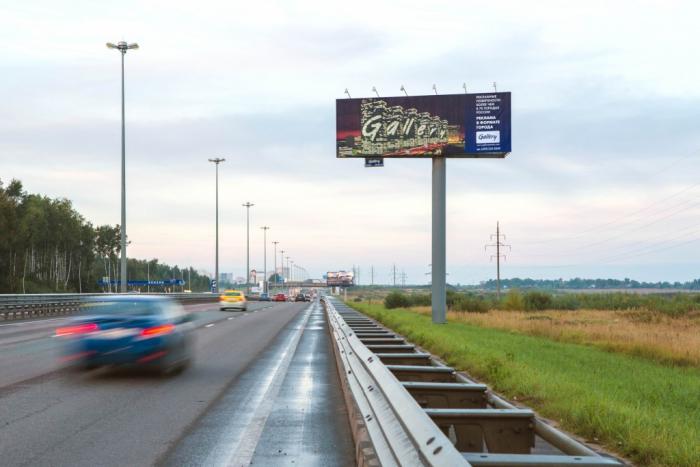 Gallery полностью расплатилась за наружную рекламу в Москве