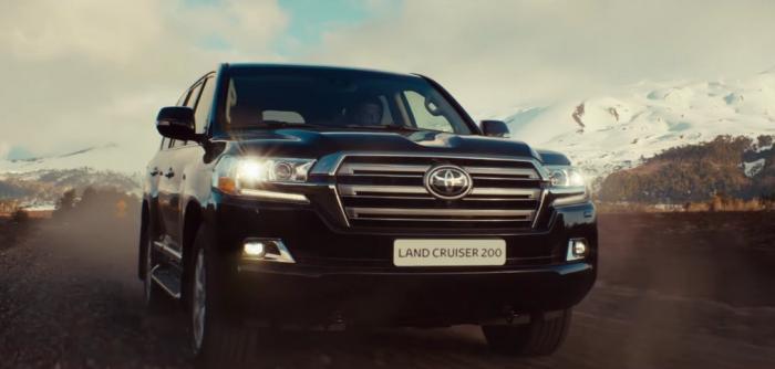 Toyota запустила новую кампанию в России