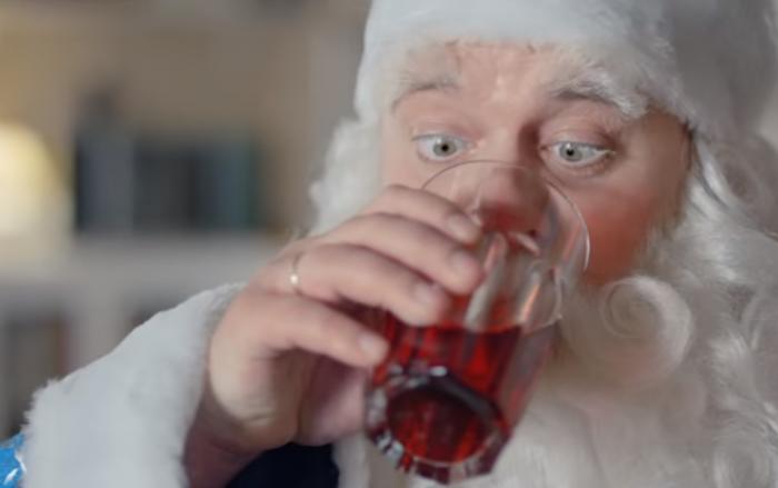 Рекламодатели поспешили с Новым годом