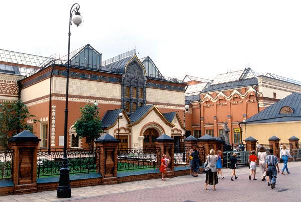 Третьяковская галерея продлит часы работы выставки Айвазовского