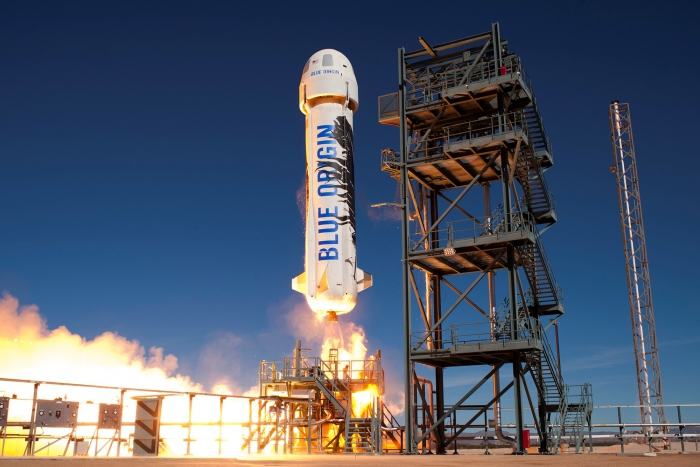 Основатель Amazon построит ракету для полета наЛуну