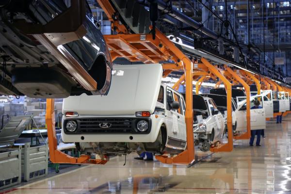«АвтоВАЗ» выступает заразвитие вРФ инжиниринга