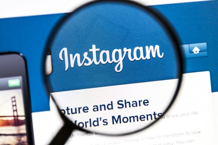 Количество активных рекламодателей в социальная сеть Instagram - 500 тыс. компаний