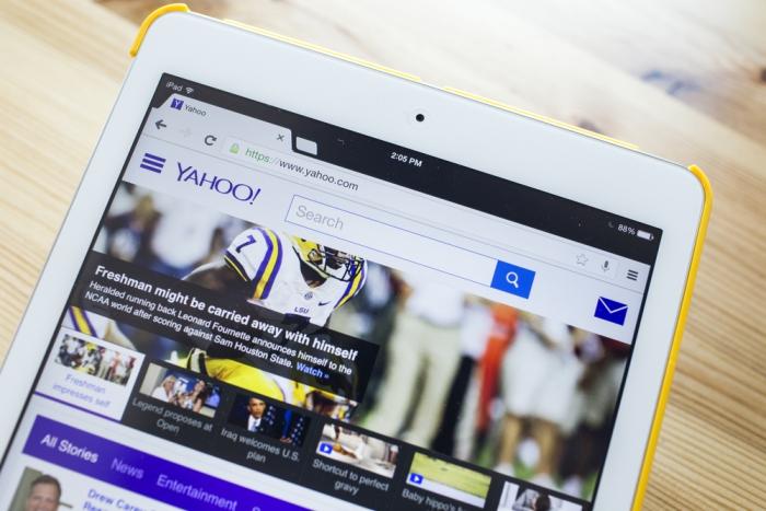 Yahoo! подозревает русских хакеров впопытках взлома