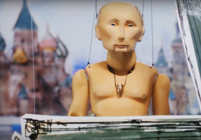 Вопросы решает танками: вИзраиле сняли рекламу оПутине