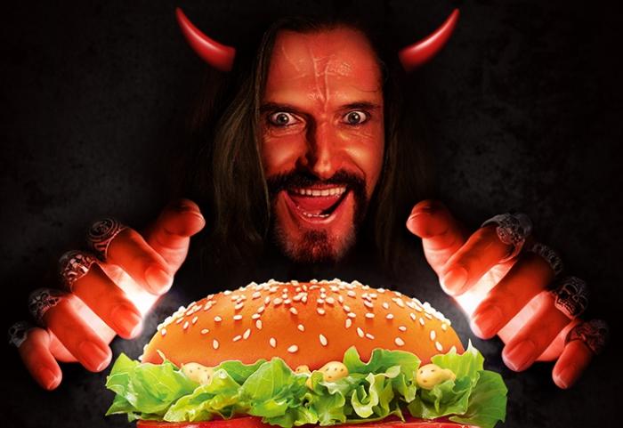 Burger King иДжигурда помирились изапустили рекламную кампанию