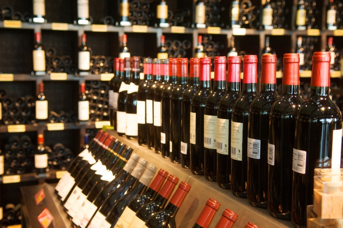 В Российской Федерации снизился импорт алкоголя из-за смены акцизных марок