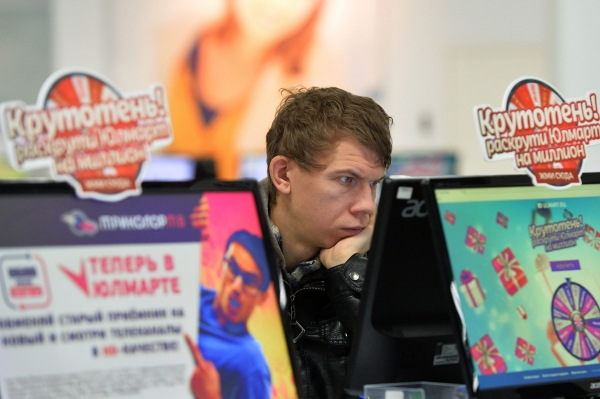 Путин поручил рассмотреть вопрос опошлинах для интернет-магазинов