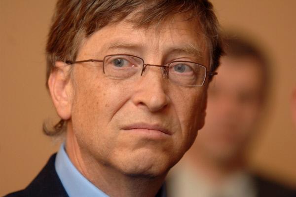 Лучшие книги 2016: версия Билла Гейтса