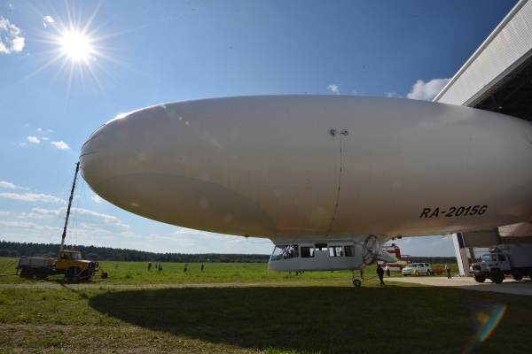 Amazon патентует летающую систему хранения идоставки товаров