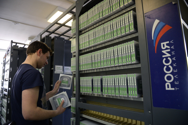«Россия 1» впервые обогнала Первый канал почислу созерцателей — Исследование