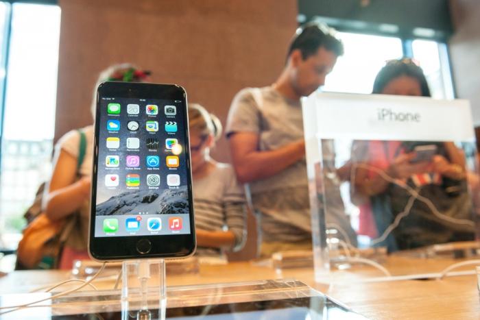 Продукция Apple упала вцене в РФ