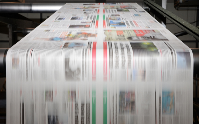 Стоимость прессы в Российской Федерации втечении следующего года увеличилась всего на6,7%