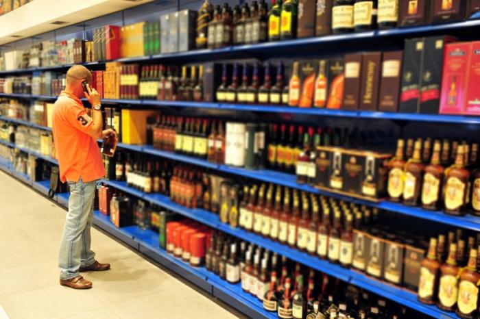 В РФ с2009 года потребление алкоголя упало в1,5 раза