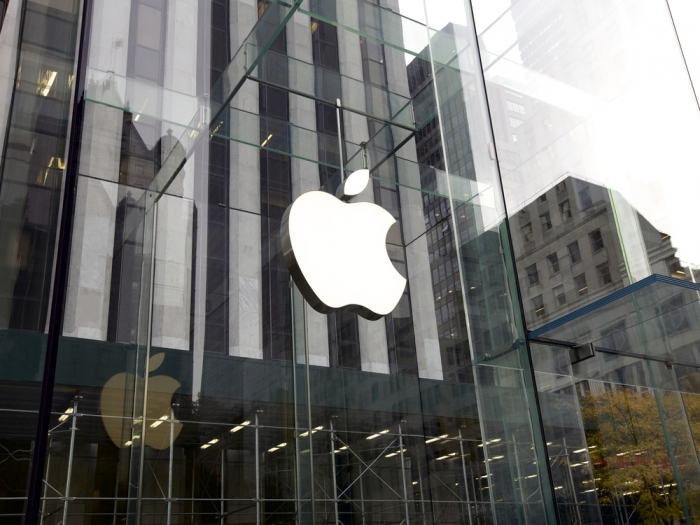 ВApple отчитались оросте продаж iPhone ирекордной прибыли
