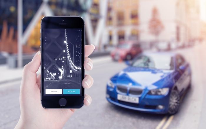 Uber приостановит свою работу наТайване