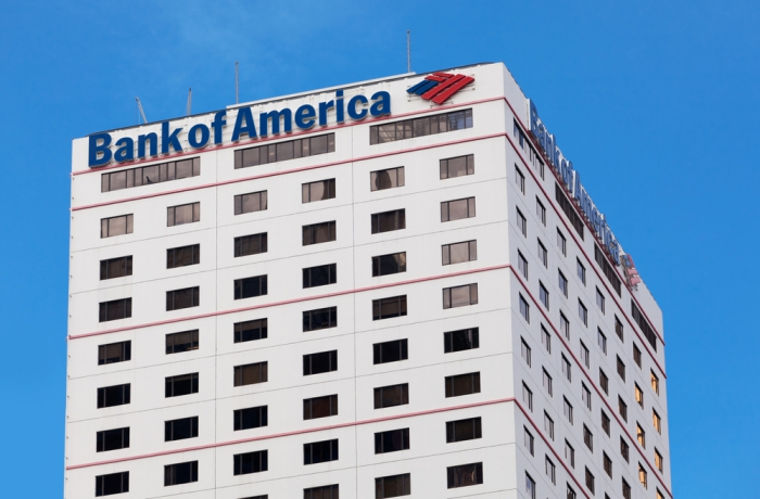 Bank ofAmerica открыл три автоматизированных отделения без служащих